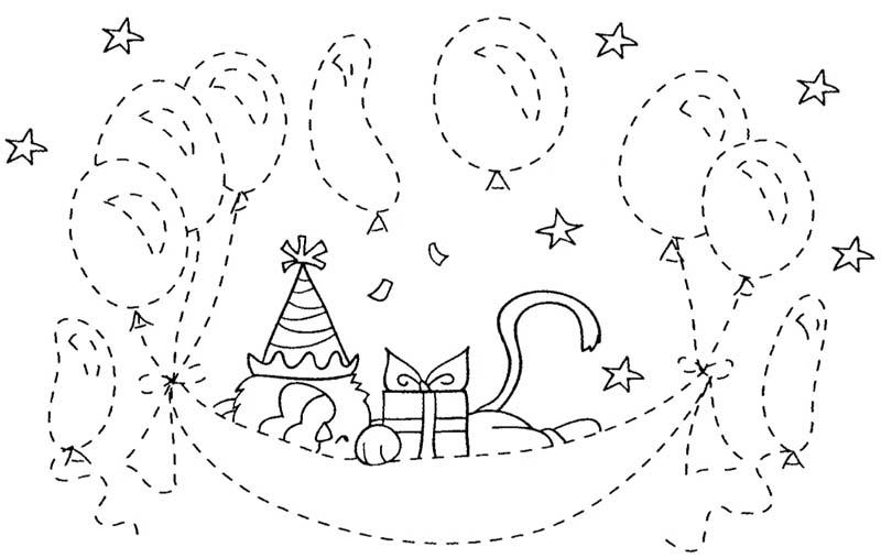 рисунок шарики: